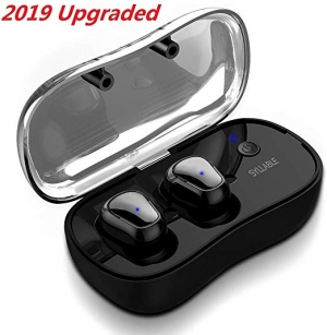 ihocon: Syllable 2019 Upgraded D900P Stereo Sound True Bluetooth 5.0 Earbuds真無線耳機