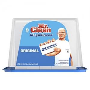 Mr. Clean魔術清潔海棉 9個 $4.69免運