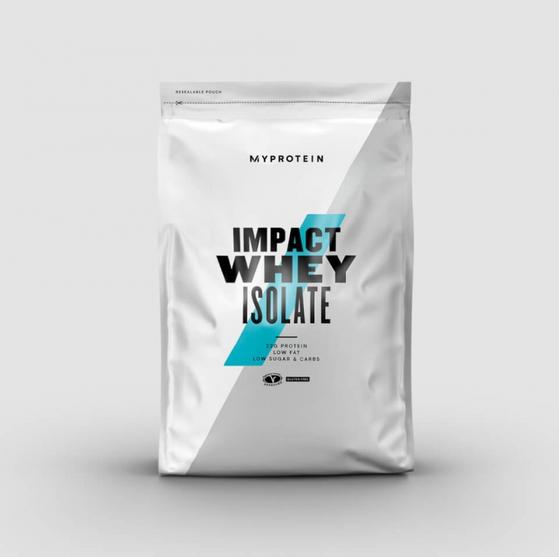 ihocon: Myprotein 11 lbs Impact Whey Isolate-多種口味可選