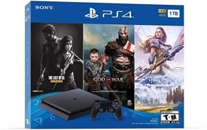 ihocon: PlayStation 4 Slim 1TB Console - Only On PlayStation Bundle