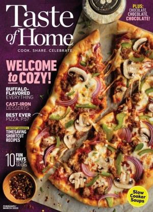 ihocon: Taste of Home雜誌一年6期