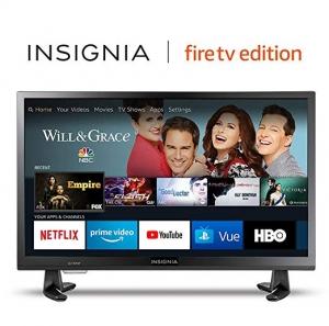 [Amazon限時特價] Insignia 24吋高清智能電視- Fire TV Edition $79.99免運(原價$149.99)