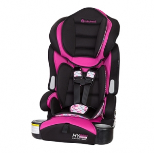 ihocon: Baby Trend Hybrid Plus 3-in-1 Booster Car Seat, Olivia  3合1增高型汽車安全座椅