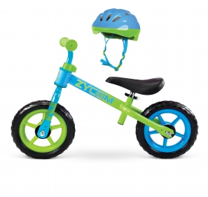 ihocon: Zycom 10 My 1st Balance Bike With Helmet Combo, Ages 18-36 Months 兒童平衡車