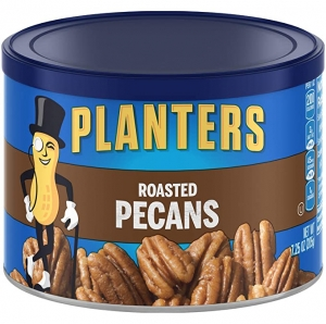 ihocon: PLANTERS Roasted Pecans, 7.25 oz. Salted  鹽烤山核桃