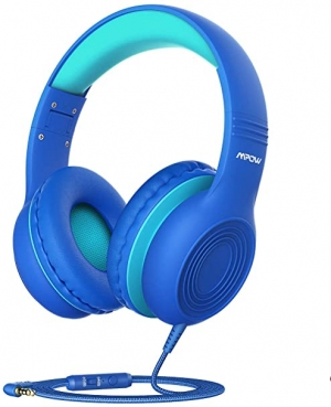 ihocon: Mpow CH6S Kids Headphones with Microphone 折疊式兒童麥克風耳機