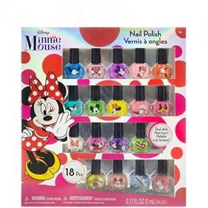 ihocon: TownleyGirl Disney Minnie Mouse 18 Pack Nail Polish Set 迪士尼米妮指甲油