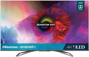 [2020新款] Hisense 55吋 Class H9 Quantum Series Android 4K ULED Smart TV 智能電視 $650.83免運