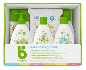 ihocon: Babyganics Essentials Gift Set  禮品套裝