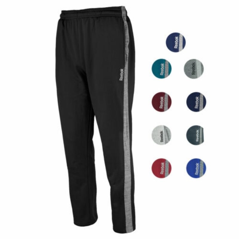 ihocon: Men's Reebok Athletic Gym Muscle Pants Joggers Tech Sweatpants 男士運動褲-多色可選