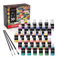 ihocon: Magicfly Outdoor Acrylic Paint, 30 Colors (60ml, 2oz.) 室外壓克力顏料