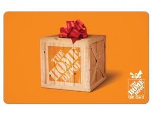 ihocon: Home Depot $100 eGift Card + 送 $10 Visa eRewards Gift Card