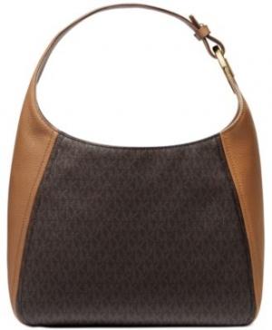 ihocon: Michael Michael Kors Fulton Large Leather Hobo 包包