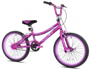 ihocon: Kent 20 2 Cool BMX Girl's Bike, Satin Purple兒童自行車
