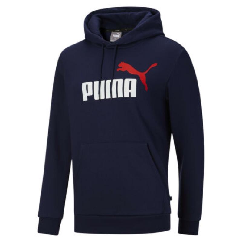 ihocon: PUMA Men's Essentials 2 Big Logo Hoodie 男士連帽衫-多色可選