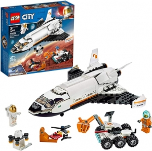 ihocon: LEGO City Space Mars Research Shuttle 60226 Space Shuttle Toy Building Kit(273 Pieces)