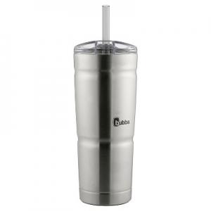 ihocon: Bubba 24oz Envy Stainless Steel Water Bottle Gray 不銹鋼保冷杯, 含吸管