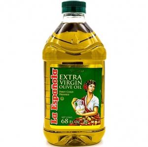 ihocon: La Española 100% Extra Virgin Olive Oil, 68 fl oz (2 Liter)特級初榨橄欖油