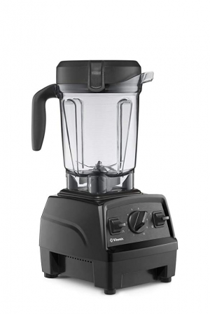 ihocon: Vitamix Explorian Blender, Professional-Grade, 64 oz. Low-Profile Container, Black (Renewed翻新機)