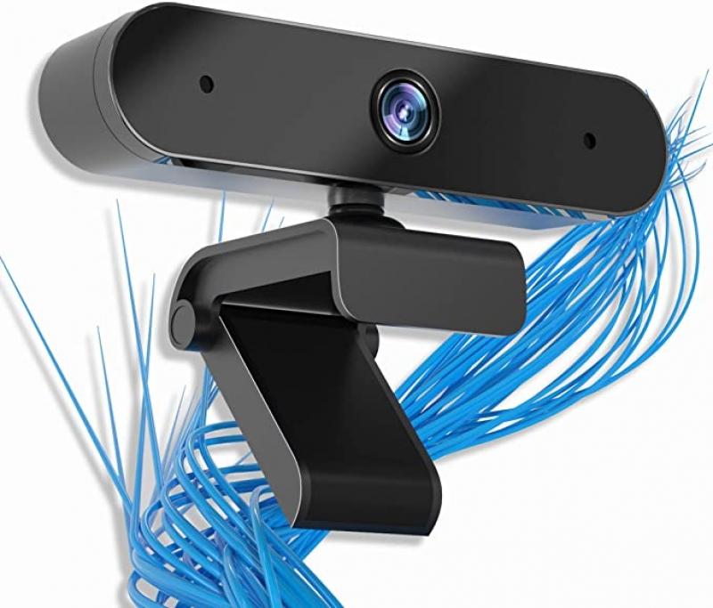 ihocon: Crazy 5 1080p HD Webcam with Microphone 網絡攝像頭