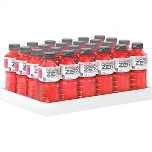 POWERADE ZERO Fruit Punch 運動飲料 20oz 24瓶 才$11.94