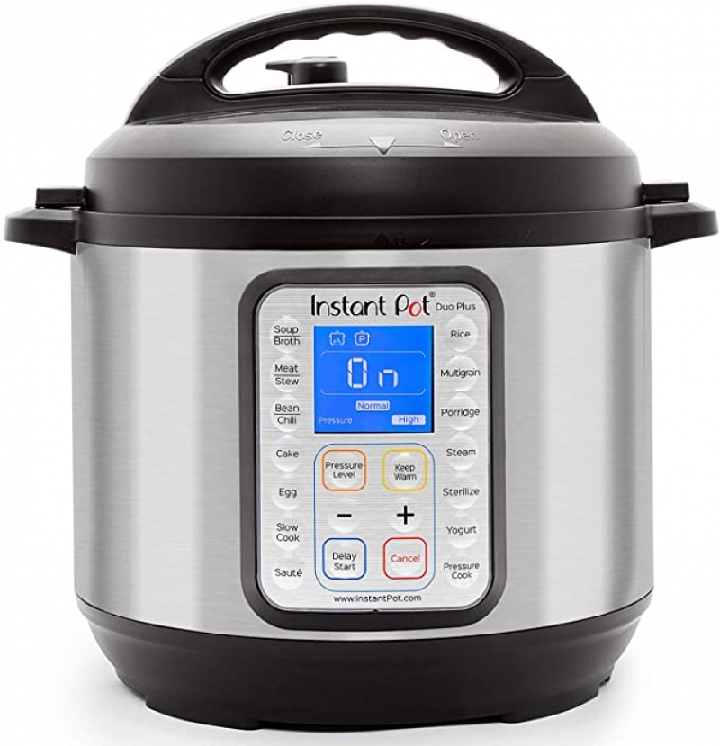 ihocon: Instant Pot Duo Plus 9-in-1 Electric Pressure Cooker 8 Quart電壓力鍋