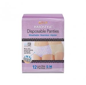 ihocon: HASOSTYLE Disposable Panties 拋棄式內褲12件