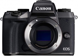 ihocon: Canon EOS M5 Mirrorless Camera Body - Wi-Fi Enabled & Bluetooth 無鏡單反相機機身