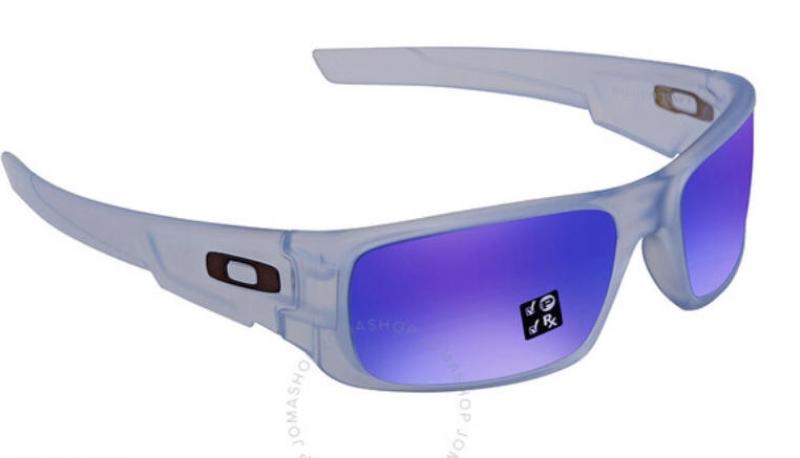 ihocon: Oakley Violet Iridium Polarized Sunglasses 偏光太陽眼鏡