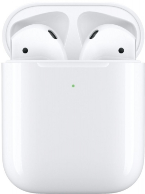 [最新款] Apple AirPods含無線充電盒 $149.99 / Apple AirPods含一般充電盒$133.99