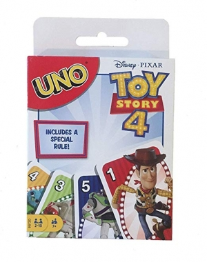 ihocon: UNO Toy Story 4 Card Game 玩具總動員4紙牌