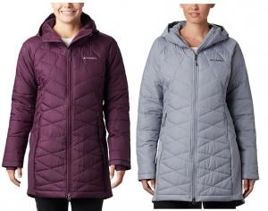 ihocon: Columbia Women's Heavenly Long Hybrid Jacket女士長夾克