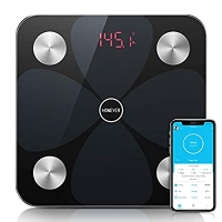 ihocon: Homever Bluetooth Body Fat Scale BMI Scale智能體脂體重秤