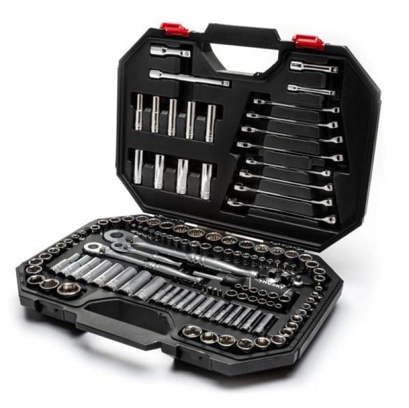 ihocon: Husky 1/4 in., 3/8 in. and 1/2 in. Drive Mechanics Tool Set (149-Piece) 工具