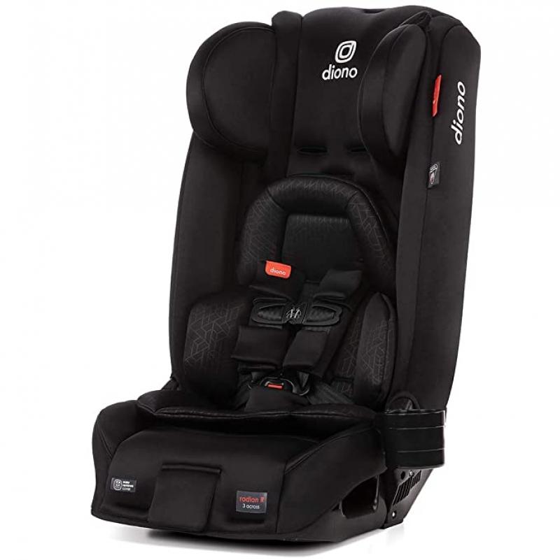 Diono Radian 3RXT 4合1可轉換汽車座椅 $167.70(原價$329.99)
