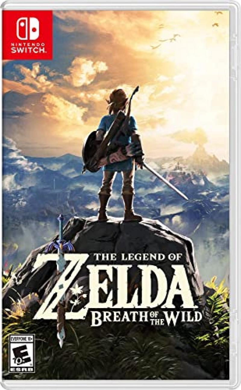 ihocon: Nintendo Switch 遊戲: The Legend of Zelda: Breath of the Wild