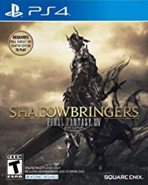 PlayStation 4遊戲 – FINAL FANTASY XIV: Shadowbringers $27.99免運(原價$39.99)