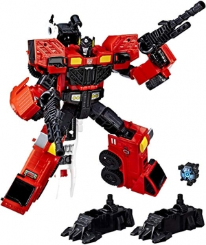 ihocon: [變形金剛]Transformers Voyager Inferno Action Figure