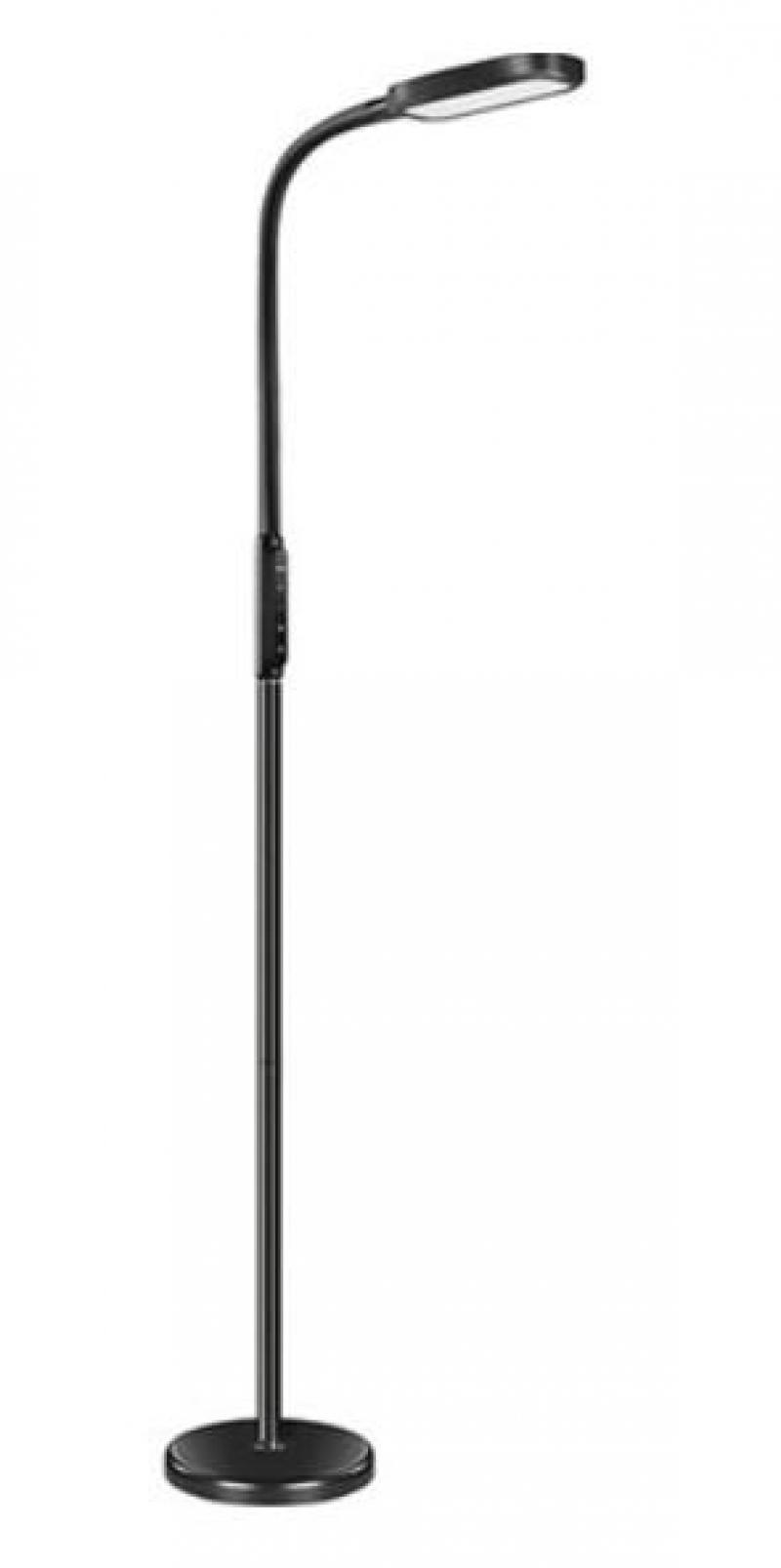 ihocon: Miroco LED Adjustable Floor Lamp w/ 5 Brightness Levels & 3 Color Temperatures 光線微調落地燈