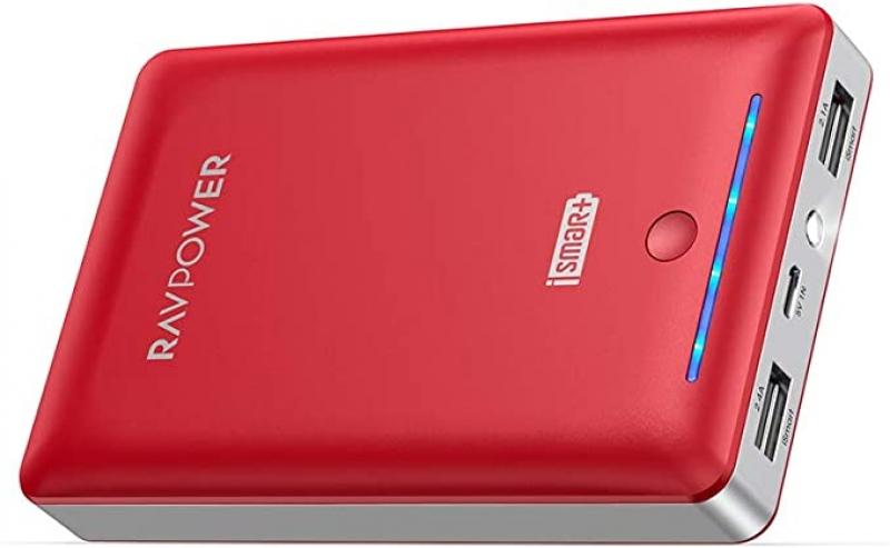 ihocon: RAVPower 16750mAh Portable Power Bank with 2 USB Charging Ports 行動電源/充電寶