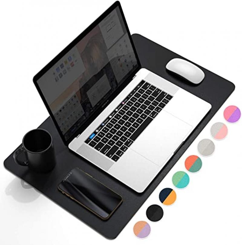 ihocon: YSAGi Multifunctional Office Desk Pad, 23.6 x 13.7  超薄防水滑鼠墊
