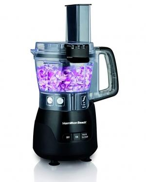 ihocon: Hamilton Beach 4-Cup Mini Food Processor & Vegetable Chopper, 250 Watts 迷你食物調理機/蔬菜切碎機
