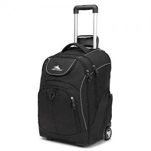 ihocon: High Sierra Unisex Powerglide Wheeled Backpack 拉桿背包