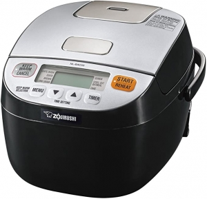 ihocon: Zojirushi Micom Rice Cooker & Warmer, Silver Black  電飯鍋