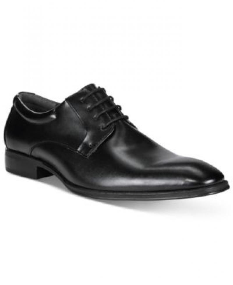 ihocon: Alfani Men's Andrew Plain Toe Derbys男鞋-2色可選
