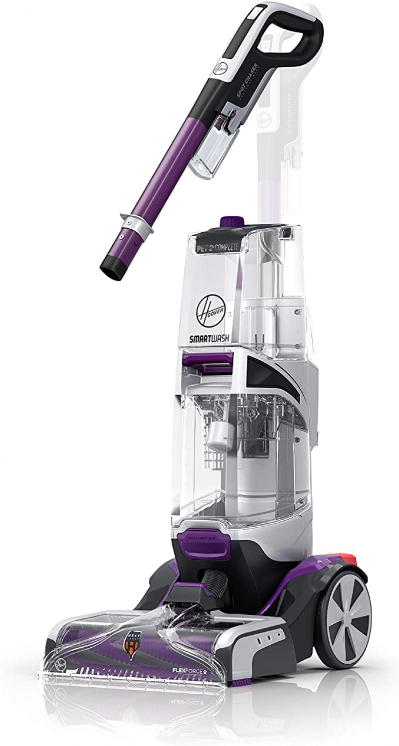 ihocon: Hoover SmartWash Automatic Carpet Cleaner Machine with Spot Chaser Stain Remover Wand 洗地毯機