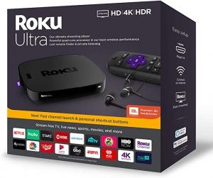 ihocon: Roku Ultra | Streaming Media Player 串流媒體播放器