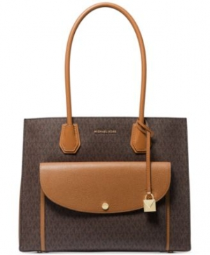 ihocon: MICHAEL Michael Kors Mercer Extra Large Pocket Tote 特大號托特包-3色可選