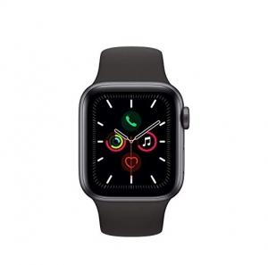 Apple Watch Series 5 (GPS + Cellular, 40mm) $493.31免運(原價$499)
