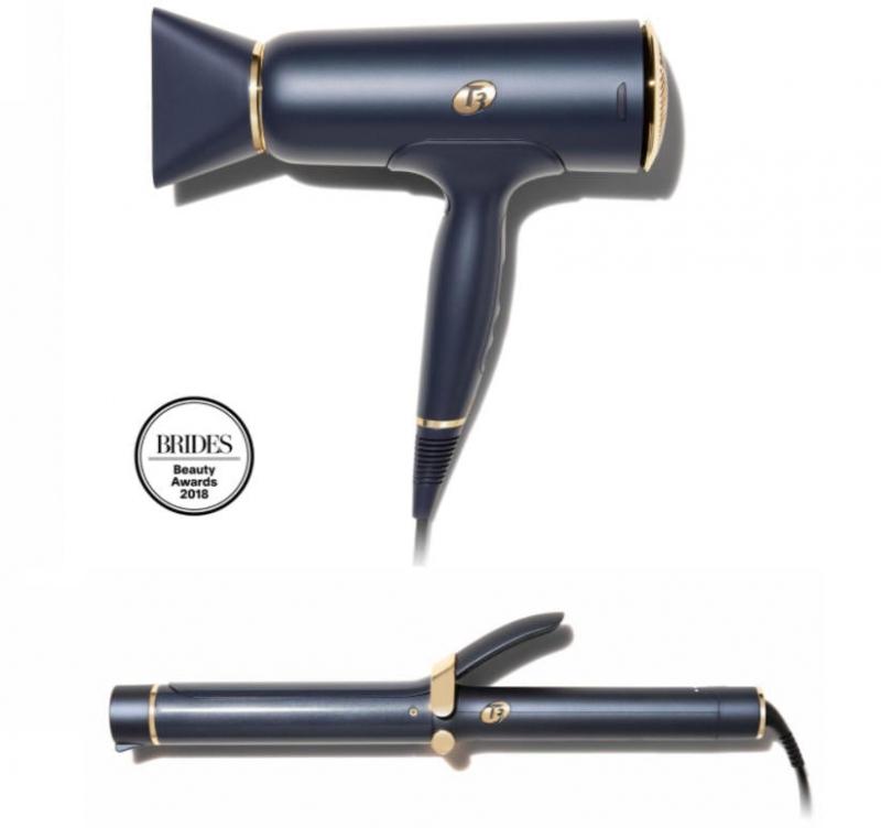ihocon: [閃電特賣] T3 CURA 3 吹風機